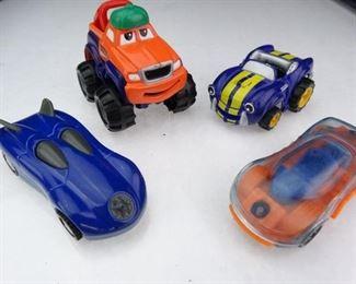Plastic Car Replicas