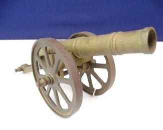 Brass Black Powder MiniCannon