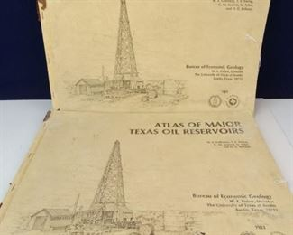 1983 Atlas of Major Texas Oil Reservoirs