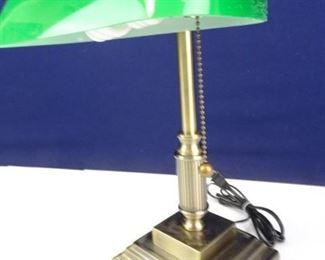 Accountant-Librarian's Desk Lamp