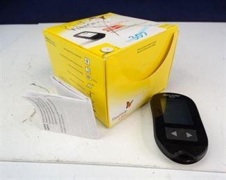 AccuCheck Glucose Tester