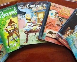 Vintage Children's Books 1950s