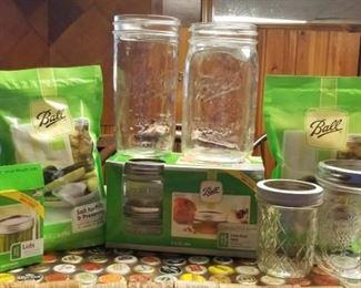 Pickling Supplies