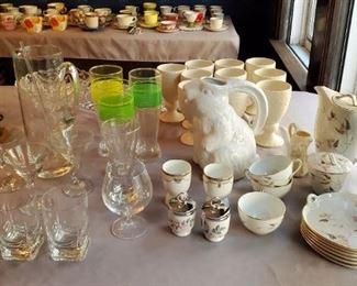 Glassware New & Vintage