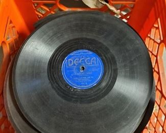 Victrola Records  (for upcycling/crafting)