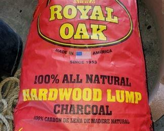 Royal Oak Hardwood Lump Charcoal