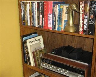 Vintage Panasonic Multiplex stereo with turntable