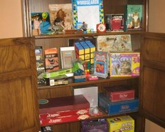 Games and puzzles (adults)