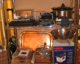 Copper Chef induction cookware and other kitchenware