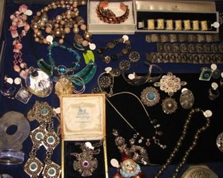 Jewelry and sterling silver