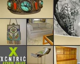 Xcntric Estate Sales - Orland Park Aug 22-24, 2019