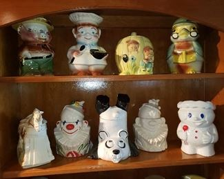 Cookie Jars!