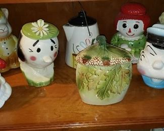 More Cookie Jars!