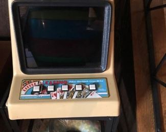 digital slot machine POKER MACHINE