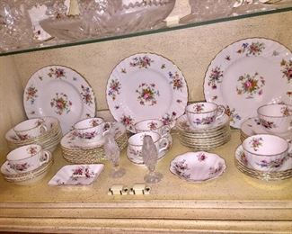 Vintage Minton Set
