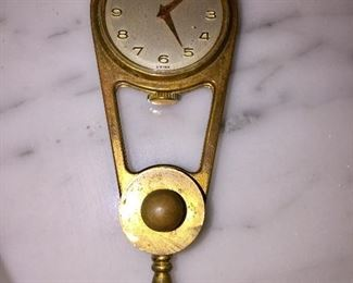 Gobelin  vintage pendant Swiss watch