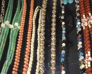 More necklaces & other jewelry!