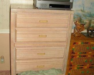 matching chest-nightstand-headboard