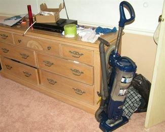 dresser is part of bedroom suite