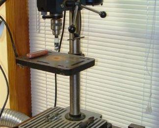 B&D drill press