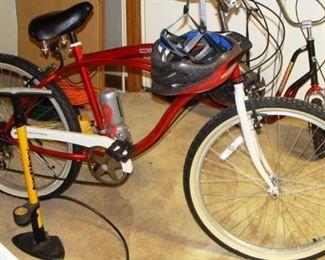 10 speed mountain bike