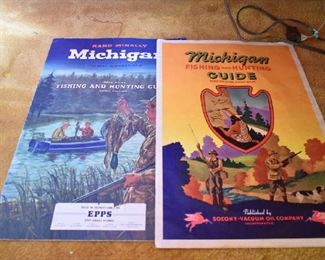 VINTAGE FISHING GUIDES