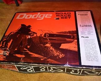 DODGE ROAD RACE SET