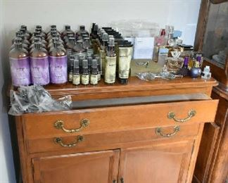 BUFFET, WEN PRODUCTS, PERFUME