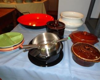 LOTS OF COOKWARE