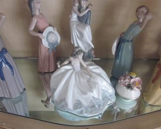 Tons of Lladro's
