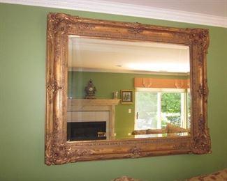 Ornate Antique Mirrors