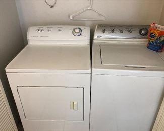 Maytag Washer/Frigidaire Dryer set