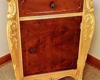 Beautiful, ornate, solid maple bedroom set