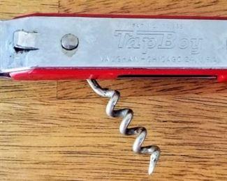 1950's TapBoy bottle opener