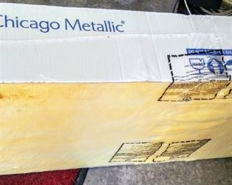 Chicago Metallic ceiling tiles--NEW