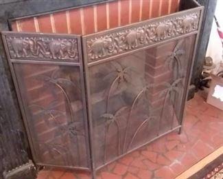 Copper screen