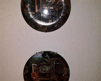 hanging wall plates