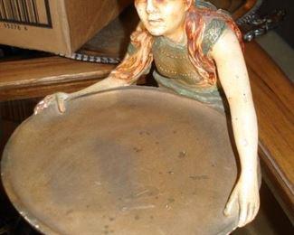 Early Chalkware