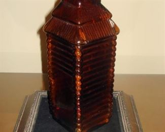 Large Antique Bitters Bottle