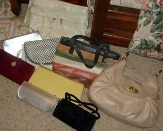 Vintage Ladies Handbags