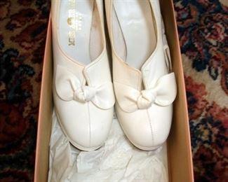 Vintage Ladies Shoes