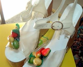 Vintage Ladies Shoes