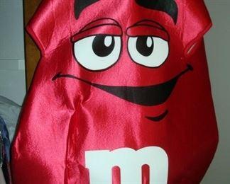 M & M's Costume