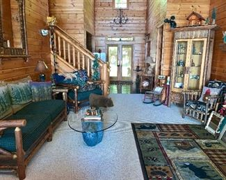 Large 4,000 Sq. Ft. Home and Garage loaded !
