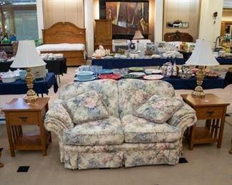 Love seat/small sofa