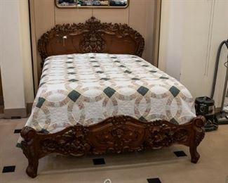 Antique bed!