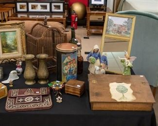 Lots of collectibles!  Angels & Company 'Blossoms', and more!