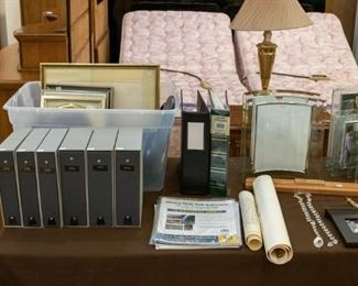 Picture Frames and albums
