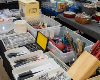 Lots of great knife sets