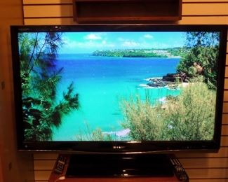 """46"""" Sharp LCD TV - works great!"""